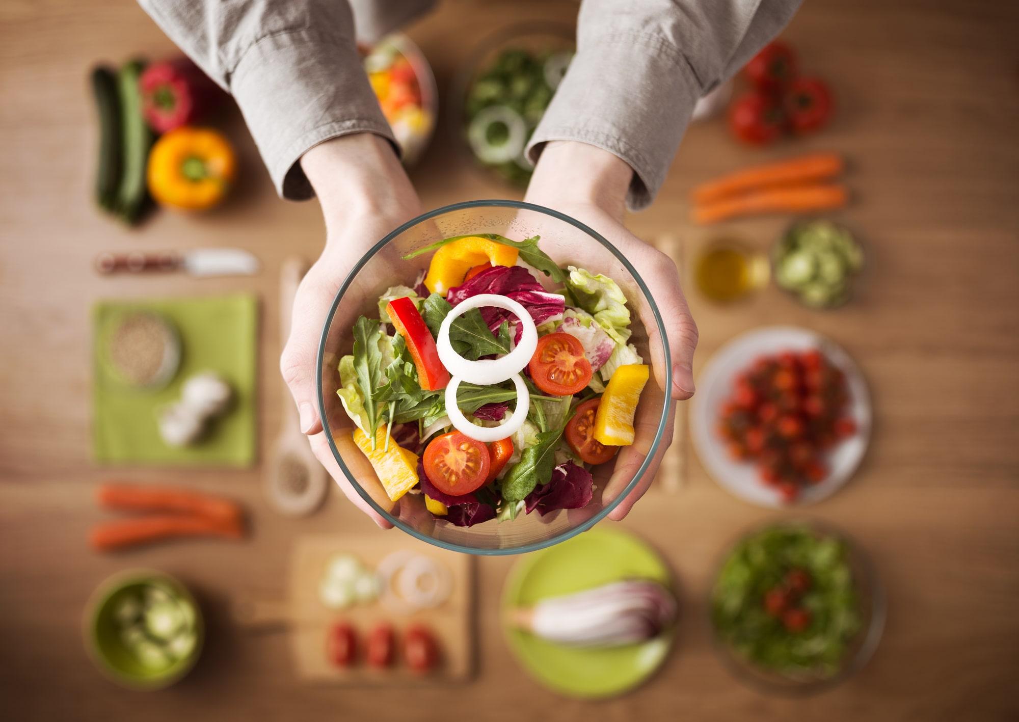 Легкие & кишечник: внимание к питанию